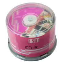 铼德 光盘 CD-R 52X 700M  50片/筒