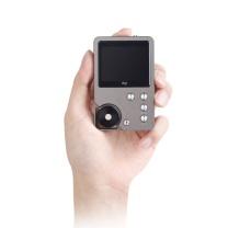 爱国者 aigo MP3播放器 105 PLUS 高清无损音质 便携支持DSD 可扩容支持128G (灰)