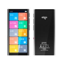 爱国者 aigo 触摸屏 MP3音乐播放器 M1pro (黑色) 3.5寸