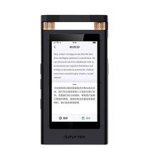 科大讯飞 iFLY TEK 智能录音笔 SR501 16G+云存储 (星空灰) 实时录音转文字中英翻译 高清降噪触屏远场录音设备