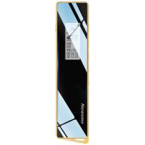 纽曼 Newsmy 录音笔 V03 16G 专业普及微型高清降噪 学习/会议采访取证适用 MP3播放器 金色