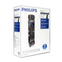 飞利浦 PHILIPS 数码录音笔 VTR7100/93 8GB (黑色)