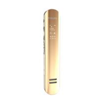 飞利浦 PHILIPS 数码录音笔 VTR5200 8GB (金色)