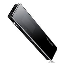 纽曼 Newsmy 录音笔 V03 16G (哑黑) 专业普及微型高清降噪 学习/会议采访取证适用 MP3播放器