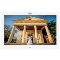 爱国者 aigo 数码相框 DPF101 10.1英寸 可遥控 支持音乐视频 (白)