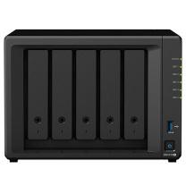 群晖 Synolog 网络存储服务器 DS1019+ 5盘位  NAS(无内置硬盘)