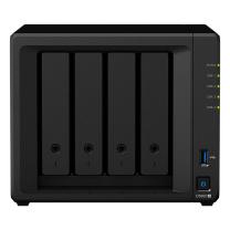 群晖 Synolog 四核心4盘位 NAS网络存储服务器 (无内置硬盘) DS920+  内存4G