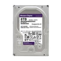 西部数据 WD 紫盘 监控硬盘 WD82EJRX 8TB SATA6Gb/s 256M