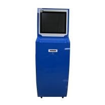 世无忧 T5-BPW (蓝色) 立式 税务自助数据安全交换系统