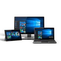 微软 Microsoft 操作系统 windows 10专业版 64位及加装服务  可联网收集已安装正版软件之设备的版本信息,形成正版软件分布情况数据库