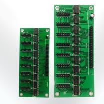 LY励研 单双色转接卡 HUB08 HUB12 LED控制卡转接板 led显示屏控制扩展卡