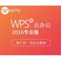 金山 应用软件 WPS2016专业版