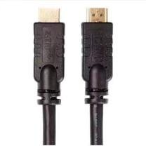力特 1.4版HDMI高清线 19+1芯全高清支持4K2K高速hdm线 15米 (黑色) 1根装 (DC)
