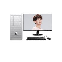 惠普 HP 台式电脑套机 21.5英寸显示屏 星系列590 G4900 4G 1T 集显  带双频无线网蓝牙 win10系统