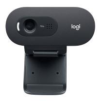 罗技 Logitech 高清720P网络摄像头 C505e  3米拾音