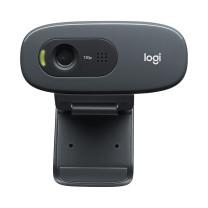 罗技 Logitech 高清网络摄像头 C270  网络课程 远程教育 视频通话