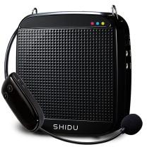 十度 ShiDu 数码扩音器 无线随身小蜜蜂 S613 (黑色)