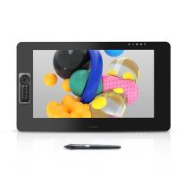 和冠 Wacom 手写板 DTH2421  新帝Pro 23.6英寸 数位屏 绘画屏 手绘屏 数位板 触控液晶数位屏 4K超高清