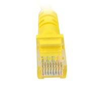 酷比客 L-CUBIC 超五类百兆网线 经济标准版 LCLN5EYWM-1.5M 1.5米 (黄色)