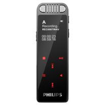 飞利浦 PHILIPS 录音笔 VTR8060 16GB (黑) 会议 学习记录 WIFI 语音转文本 APP文件传输分享 智能数字降噪