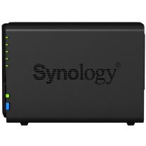 群晖 Synolog 2盘位 NAS网络存储服务器 (无内置硬盘) DS220+