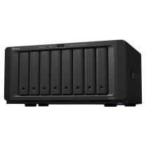 群晖 Synolog 8盘位NAS网络存储服务器 DS1821+  内存4G (无内置硬盘)