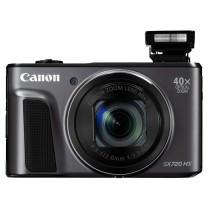 佳能 Canon 数码相机 PowerShot SX720HS (黑色)