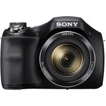 索尼 SONY 数码相机 DSC-H300 (黑色)