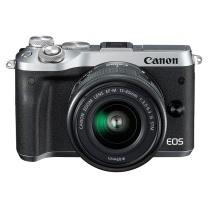佳能 Canon 微单套机 EOS M6 15-45mm镜头
