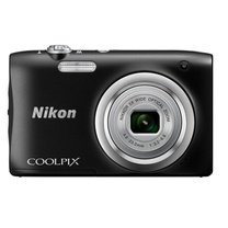 尼康 Nikon 数码相机 A100 (黑)