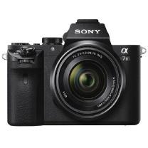 索尼 SONY 微单套机 Alpha 7 II ILCE-7M2K/a7M2K/a7M2/A72 (含28-70mm镜头 F3.5-5.6 镜头)  全画幅