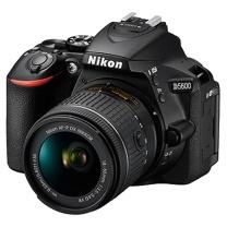 尼康 Nikon 单反套机 D5600 (AF-P DX 尼克尔 18-55mm f/3.5-5.6G VR)