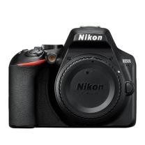 尼康 Nikon 单反数码相机 D3500 AF-P DX 尼克尔 18-55mm f/3.5-5.6G VR单反镜头  (闪迪32SD卡+备用电池+陵斯特BGX1相机单肩包+读卡器)