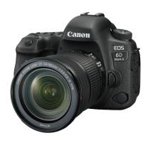 佳能 Canon 单反套机 EOS 6D Mark II EF 24-105mm f/3.5-5.6 IS STM 镜头