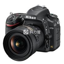 尼康 Nikon 单反套机 D750 24-120mm f/4G ED VR镜头