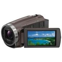 索尼 SONY 数码摄像机 HDR-CX680 (棕色) 高清数码摄像机