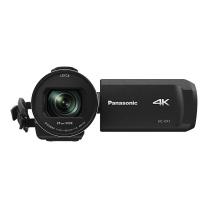 松下 Panasonic 数码摄像机 HC-VX1GK-K  4K高清 光学24倍变焦