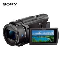 索尼 SONY 数码摄像机 FDR-AX60  4K高清 DV/摄影/录像 5轴防抖 约20倍光学变焦(AXP55升级款)