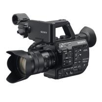 """索尼 SONY 摄像机 PXW-FS5M2K 影像处理器:""""Exmor""""Super35 CMOS 成像器;用途:专业摄影 便携摄影 4K摄影;光学变焦倍数:15倍以下;防抖功能:电子防抖;传感器类型:CMOS;对焦:自动/手动"""