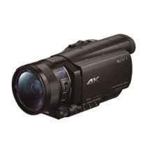 索尼 SONY 4K高清数码摄像机 含闪迪64G内存卡 680三脚架 沣标电池套装 索尼原装摄像机包 天利62mm UV保护镜 沣标读卡器 清洁套装D-15318 计价单位:套 FDR-AX100E (黑色)