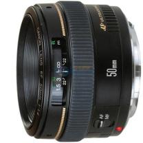 佳能 Canon 镜头 EF 50mmf/1.4 USM