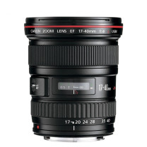佳能 Canon 广角变焦镜头 EF 17-40mm f/4L USM
