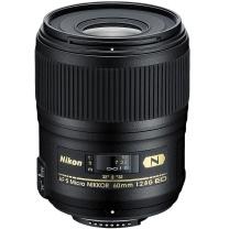 尼康 Nikon 微距镜头 AF-S 60mm f/2.8G ED
