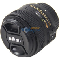 尼康 Nikon 镜头 AF-S 50mm f/1.8G