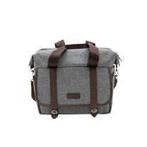 艾博森 i-boxine 相机包 D6P 时尚休闲单肩摄影包 (灰色)