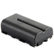 沣标 FB 充电锂电池 FB-F970 (黑色) (品色LED摄像灯K80补光灯专用电池)