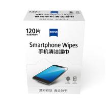 蔡司 ZEISS 手机清洁湿巾 120片装
