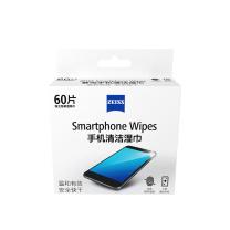 蔡司 ZEISS 手机清洁湿巾 60片装 中号
