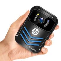惠普 HP 执法记录仪1800P高清红外夜视4000万像素现场记录仪 DSJ-A5S