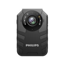 飞利浦 PHILIPS 4G无线传输 北斗/GPS双模定位 执法取证 便携音视频 执法记录仪 VTR8400